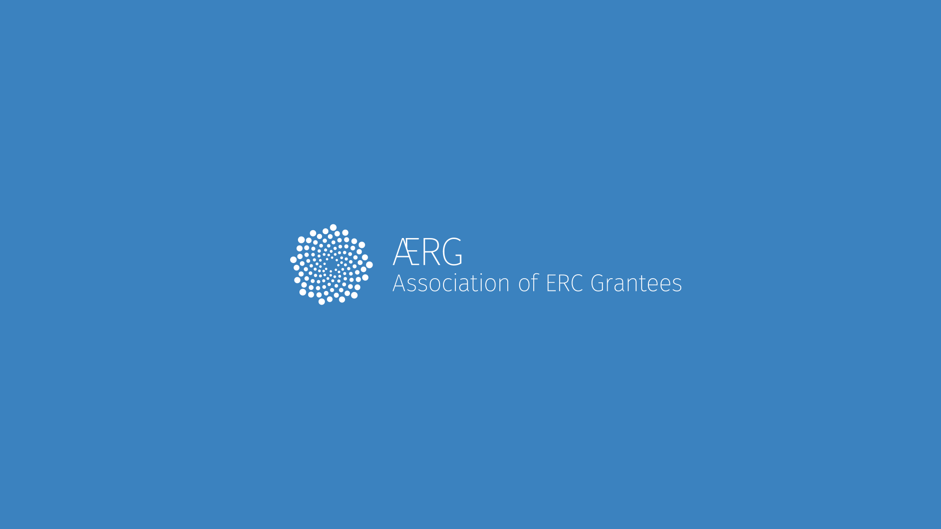 Launch of the Association of ERC Grantees